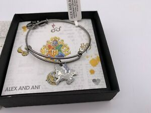 NEW Alex and Ani HARRY POTTER BUCKBEAK Charm Bangle Bracelet Buck Beak $31.99