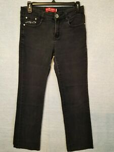 DSN Womens Jeans The Best Jeans Size 28 Straight Leg Stretchy 5 Pockets