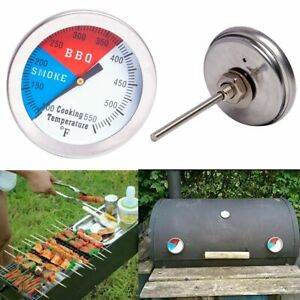 1 3PCS Kitchen Dial Oven Thermometer Cooking Temperature Gauge BBQ Oven Grill US