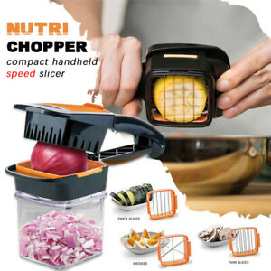 Multifunctional Vegetable Cutter Four In One Vegetable Fruit amp; Vegetable Cutter