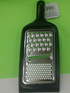 Multi Purpose 13in Cheese Slicer Peeler Kitchen Tool Stainless Steel Grater
