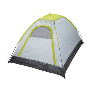 2 Person Dome Tent 3 Ventilation Points Waterproof Camping For Outdoors R1