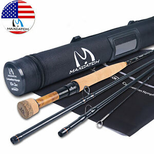 Maxcatch Competition InTouch 2 3wt Nymph Fly Rod for euro nymphing fly fishing