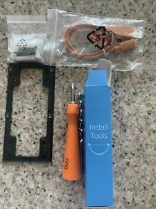 Ring Doorbell 2 Wall Plates Plus Kit Open and Unused
