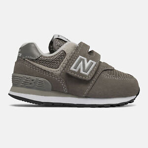 New Balance 574 Series IV574GG Grey Sneakers Kids Infant Toddler Shoes Sizs 4 10 $39.95