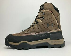 Under Armour UA Brow Tine 2.0 400G Waterproof Hunting Boots Men#x27;s Size 11 $200