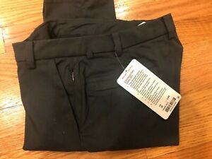 Lululemon Commission Pant Classic 28quot;W x 34quot;L *New* Charcoal gray
