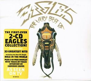 Eagles Very Best Of The Eagles 2 CD New Sealed Fast Free Shipping