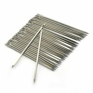 Stainless Steel Leather Needles Triangular Shape Dedicated Stitch Sewing Tool $18.16