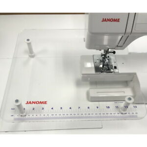 Janome HD3000 HD5000 Sewing Machine Wide Extension Table New $99.00