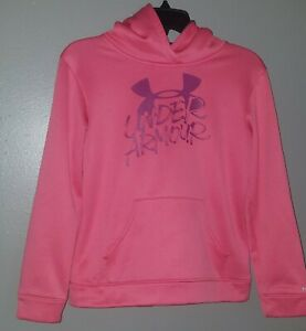 Girls YOUTH Under Armour Hoodie $8.00