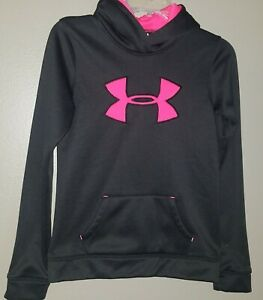 Girls YOUTH Under Armour Hoodie $13.99