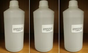 ECO SOL CLEANING SOLUTION Roland Mimaki Mutoh Epson DX4 DX5 DX7 3000 ml $89.00