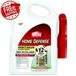 Ortho Home Defense Indoor Insect Killer 1 Gal Ready to Use Perimeter Odor Free $9.32