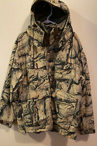 Mossberg Camouflage Hunting Waterfowl System Ulti Mag 835 Large Jacket USA