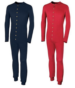 Duofold KMMU by Champion Mens Originals Thermal Union Suit S 2XL $39.99