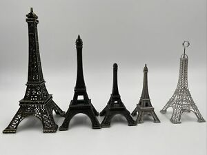 Eiffel Tower Decorative Metal Sculptures $19.99