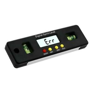 Digital Protractor Angle Finder Level Inclinometer Magnetic with Backlight $17.21