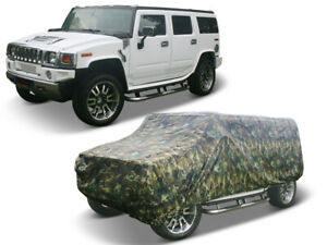Car Cover Camouflage for Hummer H2 H2 SUT