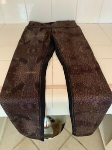 Lululemon wunder under low rise luon tight size 4 $39.97