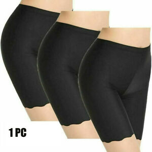 1pc Women Elastic Safety Under Shorts Leggings Pants Anti Chafing Underwear $11.44