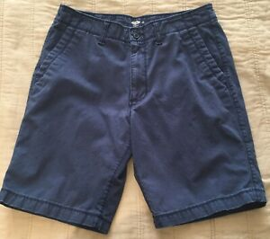 Men's Old Navy Shorts Flat Front 100% Cotton Size 32 $14.99