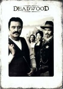 Deadwood The Complete Series 19 DVD Box Set New Free Shipping $38.95