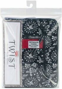 NEW ChiaoGoo Twist Red Lace Interchangeable Knitting Needle Cord 5quot; Tip Set $146.95