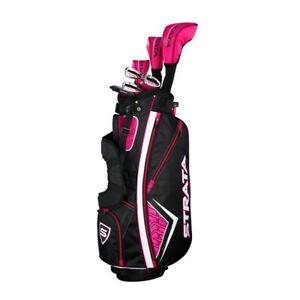 Callaway STRATA 11 Piece Complete Set w Bag Womens Right Hand $239.95