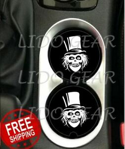 Disney Ezra TOPHATTER HITCH HIKING GHOSTS HAUNTED MANSION Car Coasters Disney