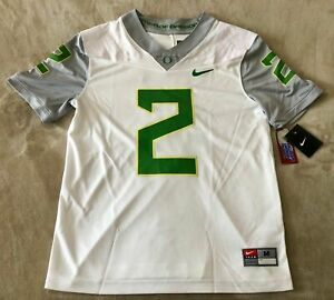 Men's Nike #2 Oregon Ducks Football Limited Plus Jersey mens XXL NWT $150 $69.99