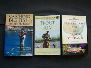 trout fishing books Catching Big Fish on Light Fly Tackle Best Trout Streams