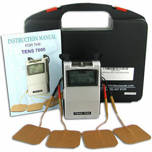NEW TENS 7000 2nd Edition Most Powerful unit OTC $19.99
