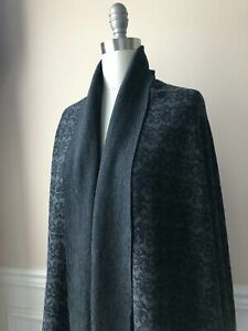 Merino Wool Fabric Stretch Jacquard Knit Sewing Quilting Sew Fabric by the yard $23.50