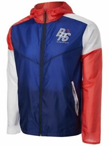 Nike Blue Ribbon Sports Track Club Packable Running Jacket CJ4502 492 BRS Size S $88.00
