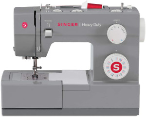 SINGER Heavy Duty 4432 Sewing Machine 110 Built in Stitch Applications Portable $229.10