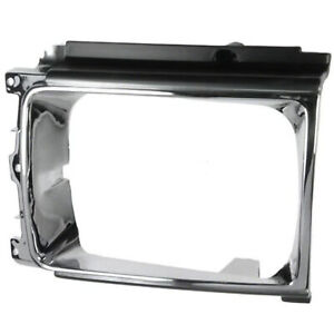 TO2513109 New Passenger Side Head Lamp Light Door Fits 1986 88 Toyota Pickup 4WD $20.22