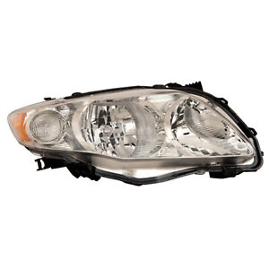 TO2519116B Remanufactured Factory OEM Passenger Side Head Lamp Lens and Housing $98.54