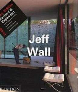 Jeff Wall Contemporary Artists Series by Jean Francois Chevrier $47.50