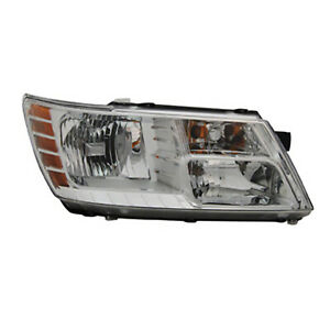 CH2503222OE New OEM Passenger Side Head Lamp Assembly Code LME $343.15