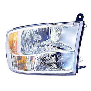 CH2519135OE New Factory Passenger Side Head Lamp Assembly $271.69