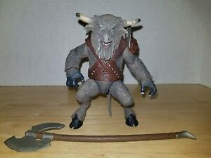 Chronicles of Narnia Prince Caspian Asterius Minotaur 5quot; Action Figure w Weapon $35.00