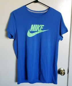 Nike XL blue tshirt $9.99