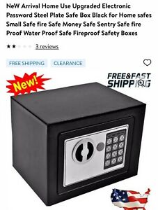 Home Safe security fire proof. $28.99