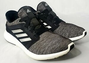 Adidas Womens Running Shoes Edge Lux 3 Size 9 Black $29.95