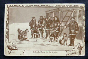 Difficult Camping in the Arctic pub Kwin 1909