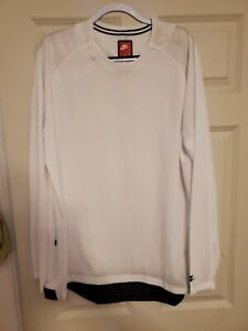 Mens Nike XL Extra Large Basketball Shooting Shirt $7.99