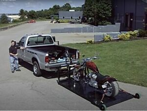 2021 AMERIDECK AMD LS 8.0 LIFT 18IN EXTENSION WIRELESS REMOTE MOTORCYCLE $5850.00