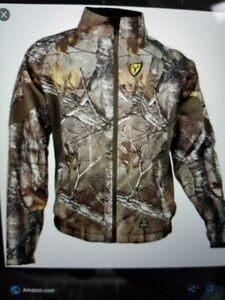 Scent Blocker Knock Out Jacket Hunting Men's XL