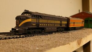 HO scale AHM locomotives Pennsylvania PRR and Illinois Central C liners $20.00